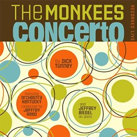 The Monkees Concerto - CD Cover