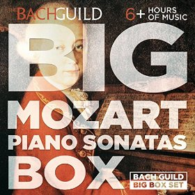 Cover image: Mozart Piano Sonatas - Big Box Set
